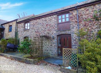 Thumbnail 3 bed terraced house for sale in Yeo Lane, North Tawton, Devon