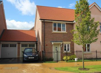 Thumbnail 2 bed semi-detached house for sale in Buckfast Close, Daventry