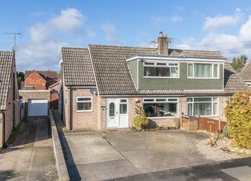 Thumbnail 4 bed semi-detached house for sale in Whitfield Avenue, Pickering