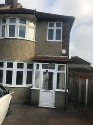 Thumbnail 3 bed terraced house to rent in Alverstone Avenue, Barmet