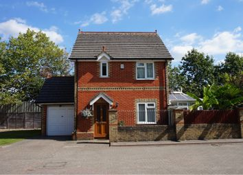 Thumbnail 3 bed detached house for sale in Church Mews, Addlestone