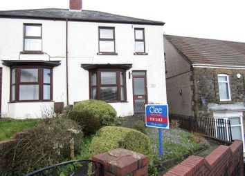 3 bed semi-detached house for sale in Crown Street, Morriston, Swansea, City And County Of Swansea. SA6