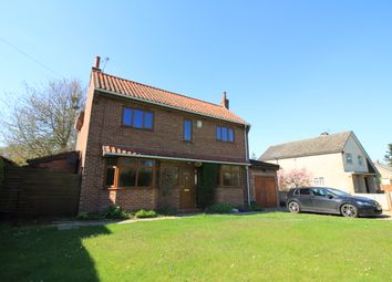 Thumbnail 3 bed detached house to rent in Tasburgh Road, Norwich
