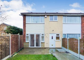 Thumbnail 3 bed town house for sale in Nettleton Court, Whitkirk
