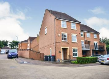 Thumbnail 4 bed end terrace house for sale in Swifts View, Kirkby-In-Ashfield, Nottingham, Nottinghamshire