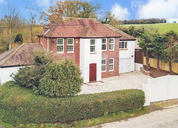 Thumbnail 4 bedroom detached house for sale in Wick Lane, Woolage Green, Canterbury, Kent
