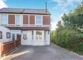 Thumbnail 3 bed semi-detached house for sale in Foredown Road, Brighton