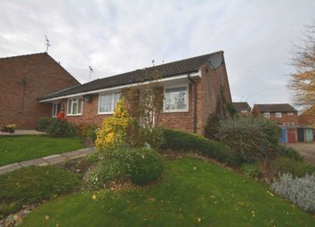 Thumbnail 2 bed bungalow for sale in Herriot Close, Newport Pagnell