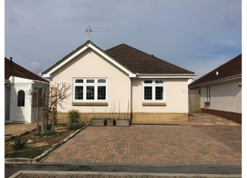 Thumbnail 2 bedroom detached bungalow for sale in Camellia Gardens, Bournemouth