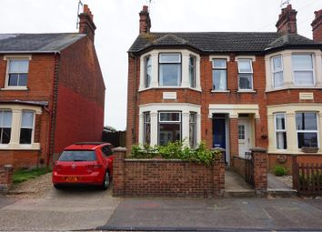 3 bed semi-detached house for sale in Cornwall Road, Felixstowe IP11
