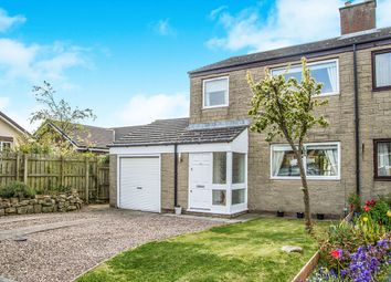 Thumbnail 3 bedroom semi-detached house for sale in Woodsteads, Embleton, Alnwick