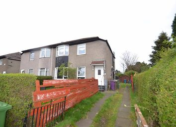 Thumbnail 2 bed flat for sale in Thorncroft Drive, Glasgow