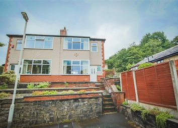 Thumbnail 3 bed semi-detached house for sale in Naze View Avenue, Rossendale, Lancashire