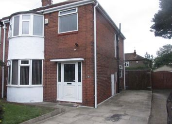 Thumbnail 3 bed semi-detached house to rent in Gledhow Park Avenue, Leeds