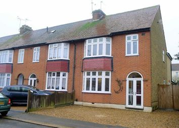 Thumbnail 4 bed end terrace house for sale in Chada Avenue, Gillingham
