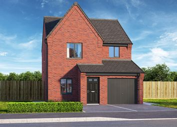 """Thumbnail 3 bed property for sale in """"The Fern"""" at Brook Park East Road, Shirebrook, Mansfield"""