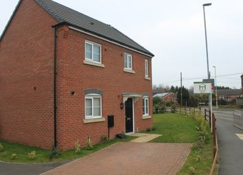 Thumbnail 3 bed detached house to rent in Jackson Road, Bagworth