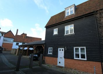 Thumbnail 3 bed semi-detached house for sale in Old Library Lane, Hertford