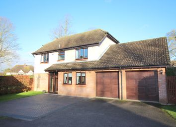 Thumbnail 4 bed detached house for sale in Fair View, Alresford, Hampshire
