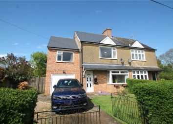 Thumbnail 3 bed semi-detached house to rent in Stanley Road, Marden, Maidstone, Kent