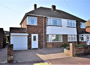 Thumbnail 3 bed semi-detached house for sale in Audley Avenue, Gillingham