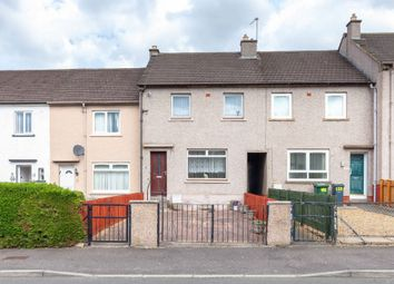 Thumbnail 2 bedroom terraced house for sale in Wester Drylaw Drive, Edinburgh