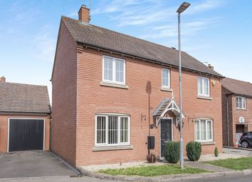 Thumbnail 4 bed detached house for sale in Beams Meadow, Hinckley