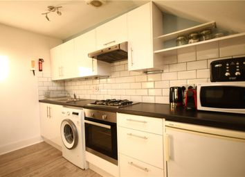 Thumbnail 1 bed flat to rent in Stanger Road, London