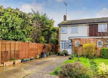 2 bed end terrace house for sale in Hazelwood Road, Hurst Green, Oxted RH8
