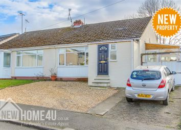 Thumbnail 2 bed semi-detached bungalow for sale in Briar Drive, Buckley