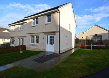 Thumbnail 3 bed semi-detached house for sale in Bronze Heuk, North Kessock, Inverness