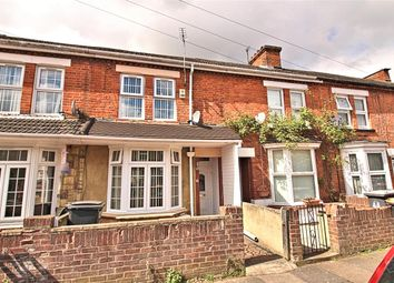 Thumbnail 3 bed terraced house for sale in Gratton Road, Bedford