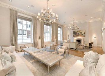 Thumbnail 5 bed flat to rent in Upper Grosvenor Street, London