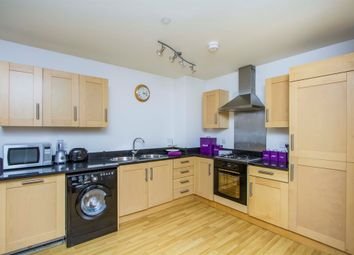 Thumbnail 2 bedroom flat for sale in Junior Street, Leicester