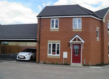 Thumbnail Semi-detached house to rent in Brooklands Way, Bourne, Lincolnshire