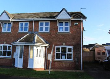Thumbnail 3 bed semi-detached house for sale in The Parklands, Catterall, Lancashire