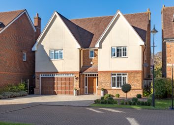 Thumbnail 5 bed detached house for sale in Brook Farm Close, Thorley, Bishop's Stortford