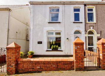 Thumbnail 3 bed end terrace house for sale in Chandlers Road, Beaufort, Ebbw Vale
