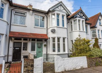 Thumbnail 3 bedroom terraced house for sale in Westcliff Park Drive, Westcliff-On-Sea