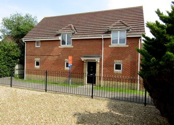 Thumbnail 2 bed maisonette to rent in Thyme Avenue, Whiteley, Fareham