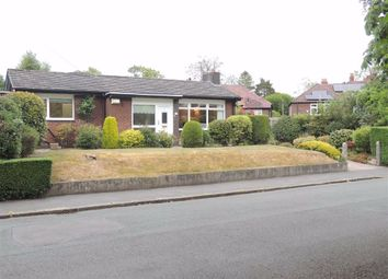 Thumbnail 2 bed detached bungalow for sale in Bradshaw Road, Marple, Stockport