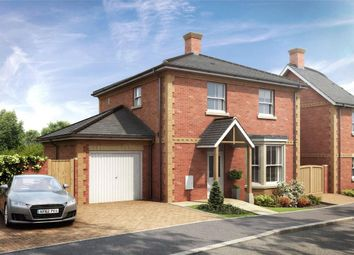 Thumbnail 3 bed detached house for sale in Valley Park, Exmouth, Devon