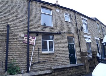 Thumbnail 1 bed terraced house to rent in Norfolk Street, Batley, West Yorkshire