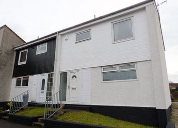 Thumbnail 3 bedroom end terrace house for sale in Sandpiper Place, Greenhills East Kilbride