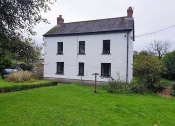 Thumbnail 3 bed detached house for sale in Molleston, Narberth