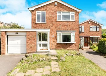 Thumbnail 3 bed detached house for sale in Fontenaye Road, Tamworth