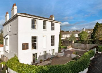 Thumbnail 5 bed property for sale in Baring Crescent, Exeter