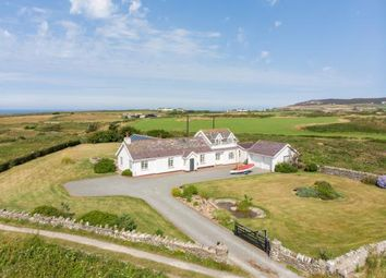 Thumbnail 4 bed detached house for sale in Penrhos Feilw, Holyhead, Sir Ynys Mon