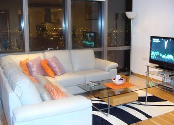 Thumbnail 2 bed flat for sale in West India Quay, London