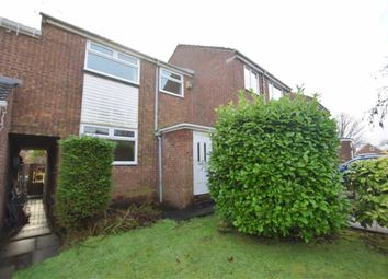 Thumbnail 3 bedroom end terrace house for sale in Crantock Drive, Stalybridge